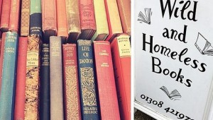 Wild and Homeless Books, Dorset