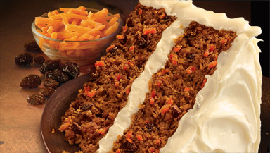 Duncan Hines Decadent Carrot Cake With Pineapple