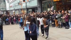 Έλληνες φοιτητές του Μάντσεστερ - 25η Μαρτίου