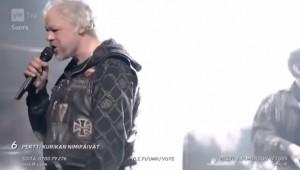 Finland Eurovision 2015   Pertti Kurikan Nimipäivät   Aina mun pitää   YouTube