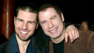 Tom Cruise - John Travolta