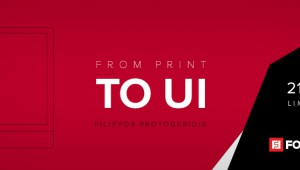 from print to ui