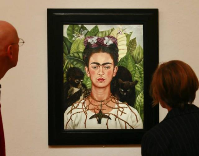 4. Frida Kahlo's Portraits