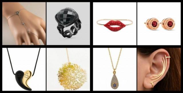 Οικονομικά Χριστουγεννιάτικα δώρα  Γυναικεία κοσμήματα με online αγορά! 4d13a1d0357