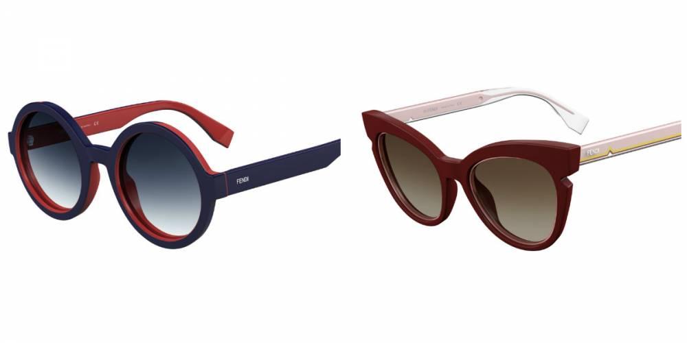 affe5cfcb2 Lifestyle Η συλλογή γυαλιών ηλίου FENDI για το Φθινόπωρο Χειμώνα 2016