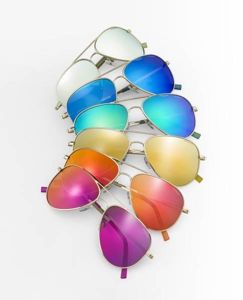 1ff69c0dc7 Η POLAROID λανσάρει τη συλλογή γυαλιών Rainbow - neolaia.gr