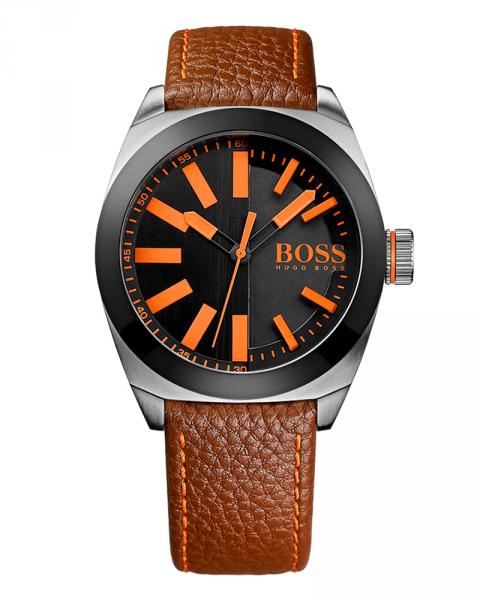 Ανδρικό ρολόι σε μαύρο χρώμα που διαθέτει δυναμική και σπορ εμφάνιση. Η  εντυπωσιακή σε όγκο μαύρη κάσα με χρονογράφους συνδυάζεται με χρωματιστούς  δείκτες ... ba1f2a1e20a