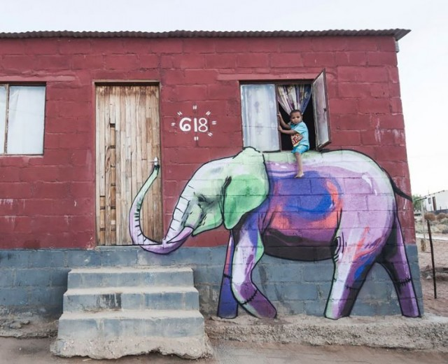 interactive-elephant-street-art-falco-one-south-africa-4