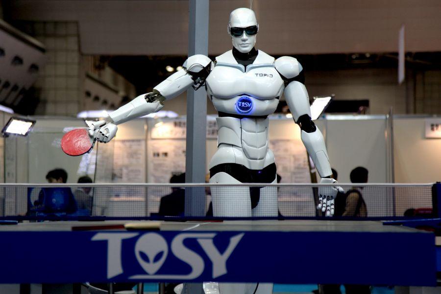 ραντεβού ρομπότ ιστοσελίδα