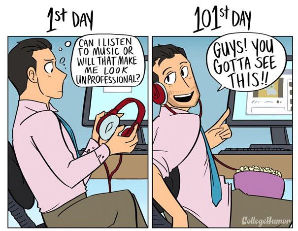 1st-day-of-work-vs-101st-day-cartoon-karina-farek-1a-1