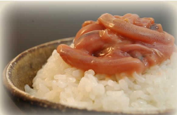 shiokara japan