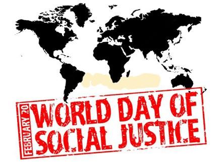 Αποτέλεσμα εικόνας για 20 Φεβρουαριου:Παγκόσμια Ημέρα Κοινωνικής Δικαιοσύνης