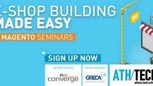 Athens Tech College: Σεμινάριο «E-Shop BuildingMade Easy»