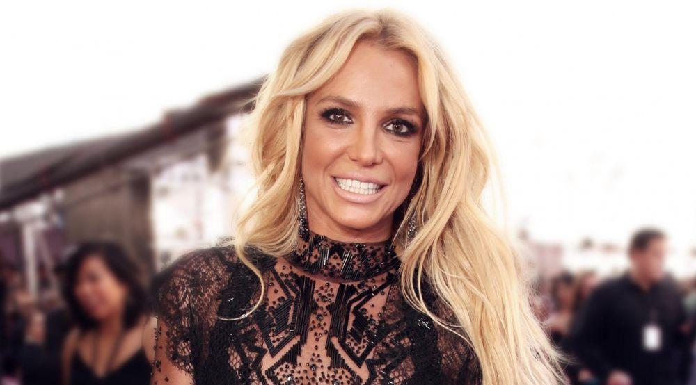 Η Britney Spears έκανε κάτι που φαίνεται ΑΒΟΛΟ και όλα τα ...