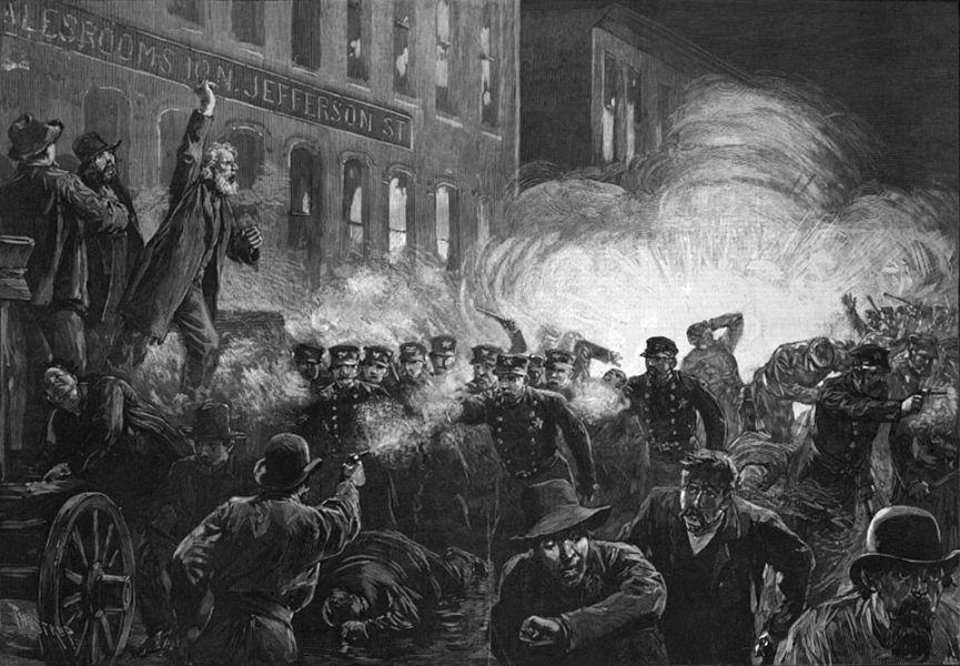 Η ιστορία της Εργατικής Πρωτομαγιάς - Η 1η Μαΐου του 1886 και η εργατική γιορτή